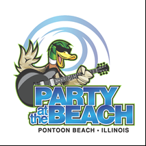 Party at the Beach Logo