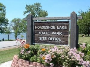 Horseshoe Lake State Park Site Office
